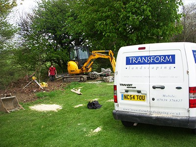 Transform Landscaping